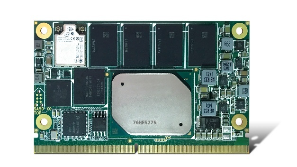 "Das SMARC-2.0-Modul ""conga-SA5"" soll USB-C den Weg in die Embedded-Welt ebnen."