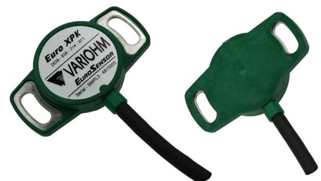 Winkelsensor Euro-XPK im Scheiben Format von Variohm EuroSensor