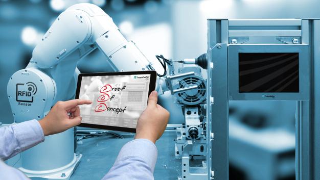 Die modular aufgebauten Sensorknoten von Fraunhofer IPMS können mit beliebigen Sensoren je nach Kundenanforderung bestückt werden