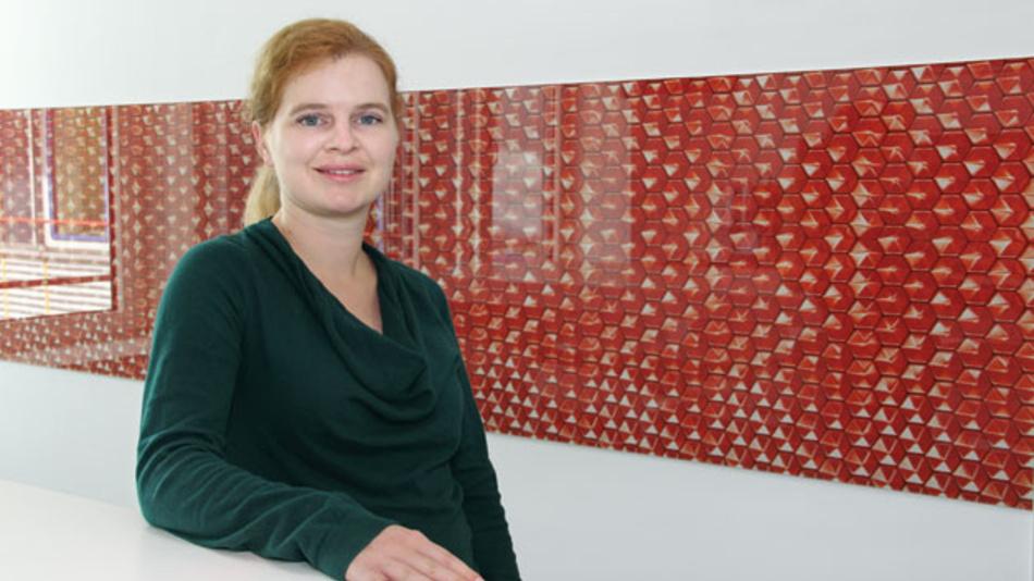Irina Hübner, Redakteurin