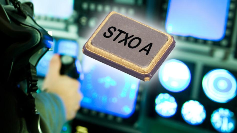 Der RMS-Periodenjitter der Oszillatoren von IQDs STXO-Familie beträgt nur 1,4 Pikosekunden.