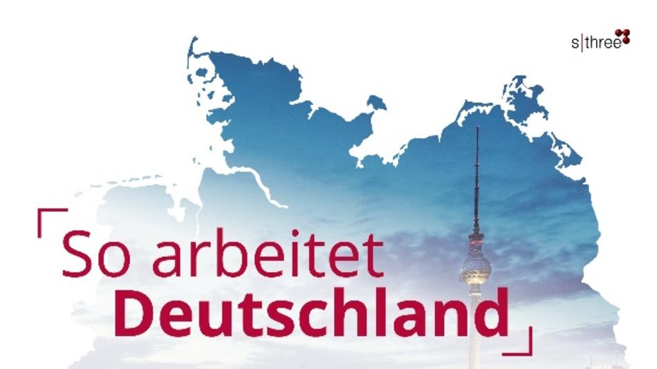 Worauf legen die Deutschen im Berufsalltag Wert? Das zeigt eine Umfrage der Personalberatung SThree.
