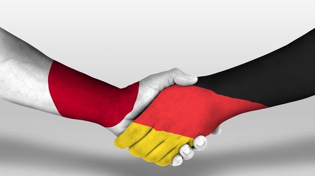 Deutschland und Japan legen den Grundstein für gemeinsame Projekte in der Batterieforschung.