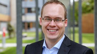 Thomas Pöppelmann, Infineon: »Wir sind stolz darauf, erstmals Post-Quantum-Kryptographie auf kontaktlose Smart Cards übertragen zu haben.«