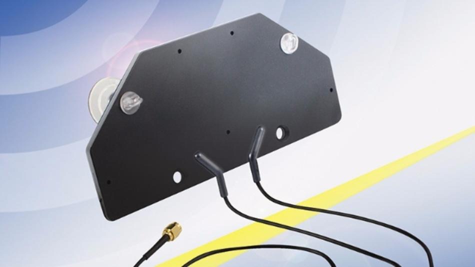 Wasserdicht und einfach zu montieren: die »MIMO-Blade LTE« von EAD.
