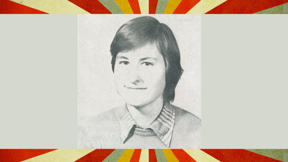 Claudia Bolik hat 1979 im Elektronik-Schaltungswettbewerb den 1. Platz erzielt.