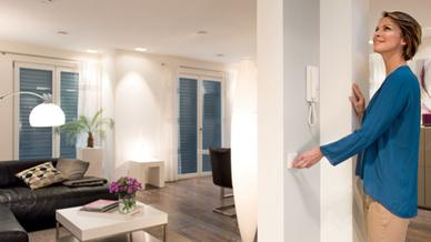 Smart Home-Baustein im kompakten Design