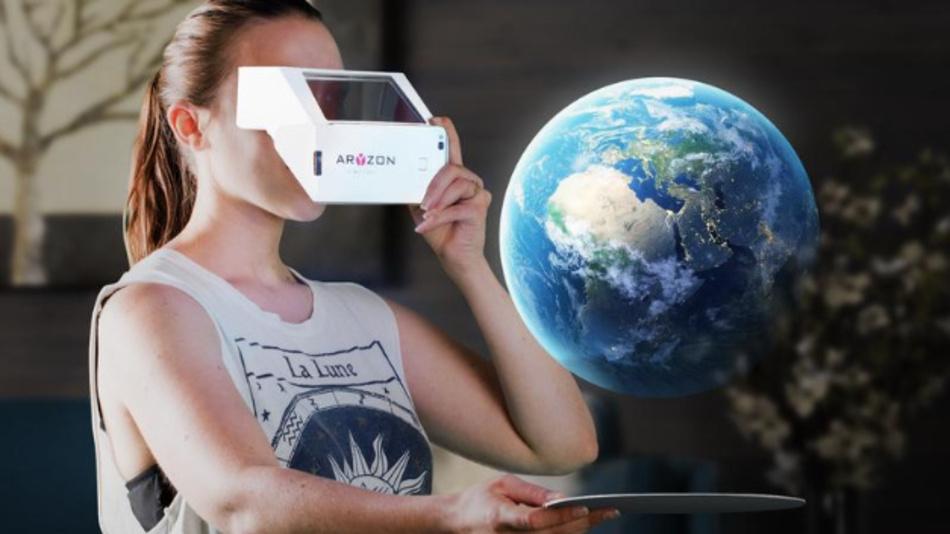 Mit der Augmented-Reality-Brille von Aryzon wird die Welt zum Greifen nah – und das sogar recht günstig.