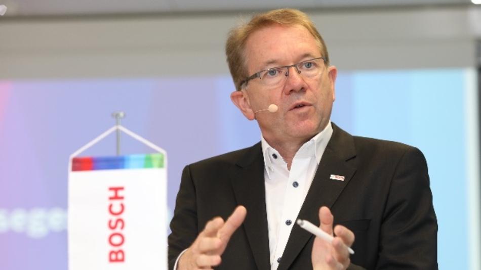 Auch mal 12 Stunden arbeiten: Bosch-Österreich-Chef Dr. Klaus Peter Fouquet fordert eine Arbeitszeitflexibilisierung