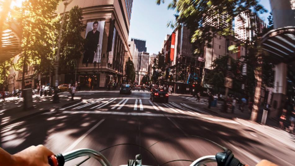Mikro- und Elektromobilität als zukünftige Fortbewegung.