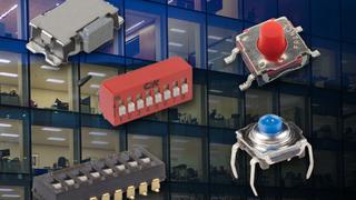C&K bietet ein breites Spektrum von Schaltern für mehr oder weniger raue Bedingungen.