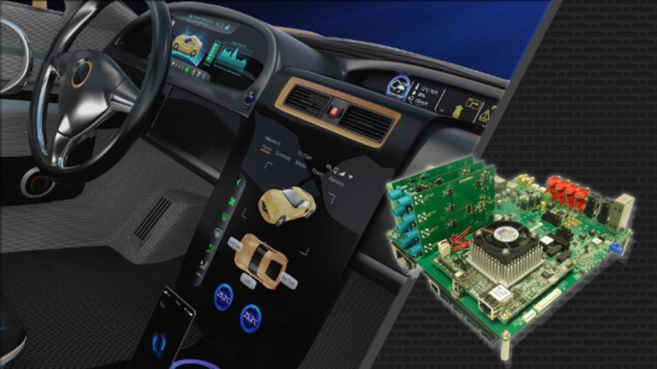 R-Car Starter Kit von Renesas  Standard-Referenzplattform für die Softwareentwicklung bei Automotive Grade Linux (AGL).