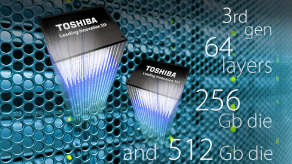 3D-NAND-Flash-Speicher von Toshba Memory. Kommt Western Digital mit einer Minderheitenbeteiligung durch?