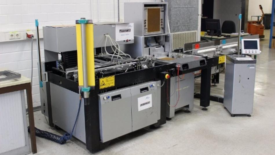 Das Fertigungs-Equipment der ehemaligen Ruwel GmbH wird versteigert