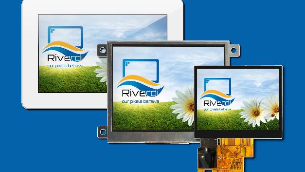 Die kostengünstige Display-Fertigung selbst bei Mustern und Kleinserien ermöglicht Display Solution mit 130 Standard-Riverdi-TFT-Modulen.
