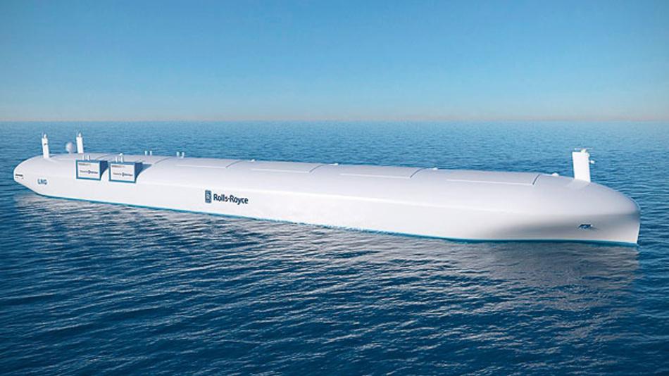Stromversorgungssysteme bei unbemannten Schiffen