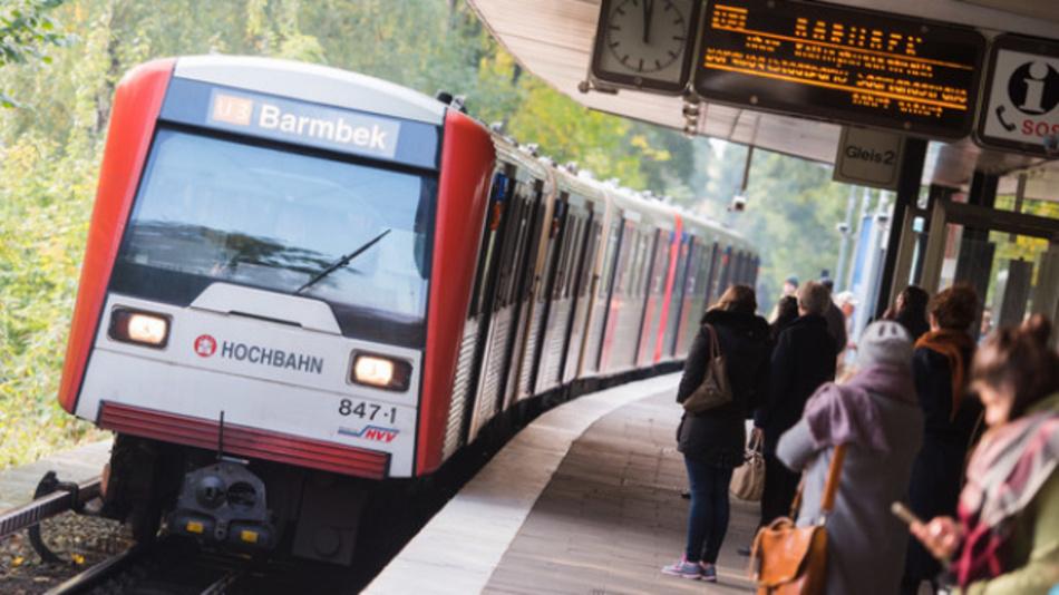Hochbahn und VW wollen Elektro-Shuttle im Nahverkehr erproben.