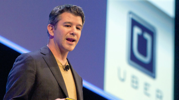 Bald in Urlaub? Uber-Chef Travis Kalanick