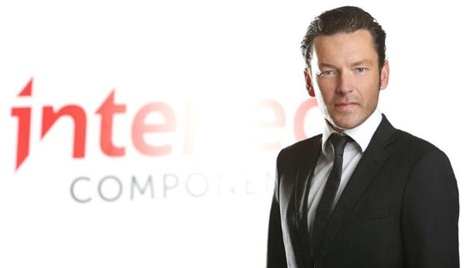 Christian Peter, Gründer und Geschäftsführer von Intertec Components