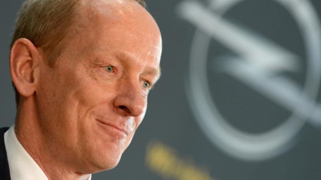 Opel-Chef Karl-Thomas Neumann tritt zurück.