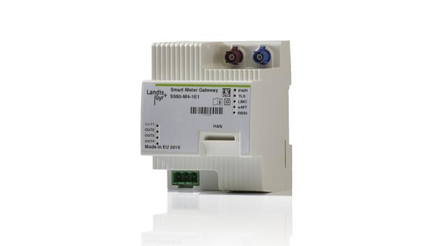 Smart-Meter-Gateway von Landis + Gyr: Toshiba muss den Smart-Meter-und Energy-Management-Spezialisten verkaufen. Noch liegt die Zukunft des 1896 gegründeten Schweizer Unternehmens im Dunklen.