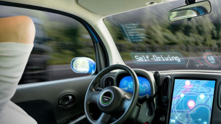 Fahrt mit einem automatisierten Kraftfahrzeug.