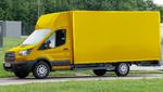 Ford Transit als Basis für große E-Transportfahrzeuge
