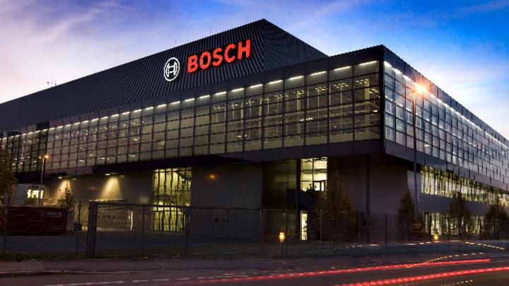 Das derzeit modernste Halbleiterwerk des Bosch-Konzerns für 200-mm-Wafer steht in Reutlingen.