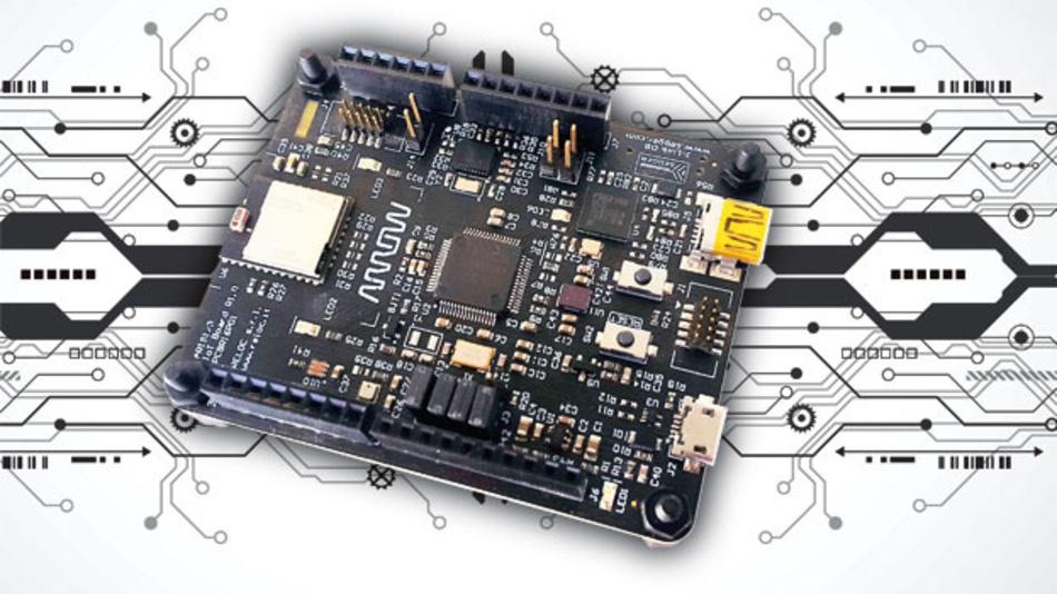 Eine Hard- und Software-Plattform mit besonders niedrigem Strombedarf.