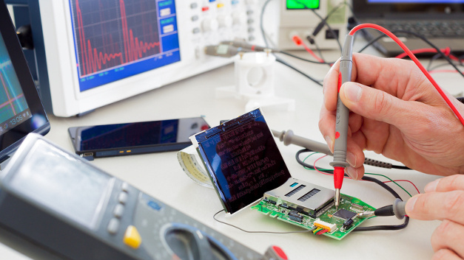 Die Halbleiter-Validierung fordert naturgemäß modulare Messausrüstung.