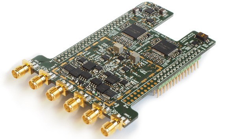 Die spezialisierte Messlösung RocketLogger zur in-situ-Validierung von Harvesting-Komponenten.