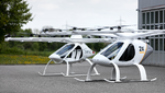 Lufttaxis im Testbetrieb