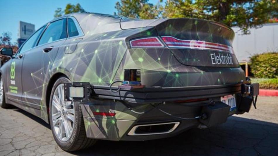 Elektrobit (EB) und NXP arbeiten gemeinsam an neuer Plattform für hochautomatisiertes Fahren.