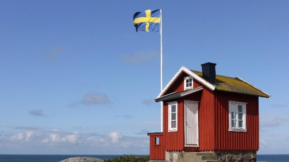 In Schweden arbeiten viele Menschen schon mobil. Deutschland hinkt hinterher.