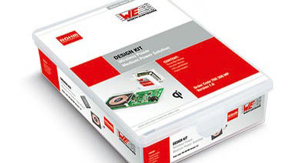 Wireless Power Design Kit von Würth Elektronik: Eine Plug & Play Wireless-Power-Lösung, mit der sich die  Vorteile von Wireless Power entdecken lassen und Wireless Power einfach in ein System integriert werden kann.
