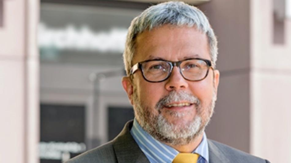Frank Berger, Leiter des Fachgebiets Elektrische Geräte und Anlagen an der Technischen Universität Ilmenau