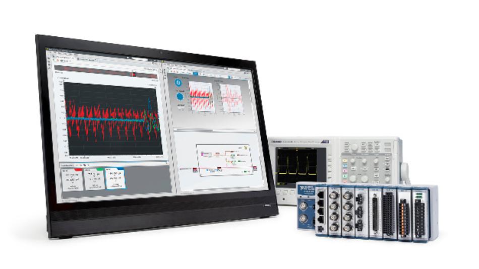 LabVIEW NXG soll die Bedienung der Systemdesignsoftware auch für Einsteiger und Gelegenheitsnutzer einfach machen.