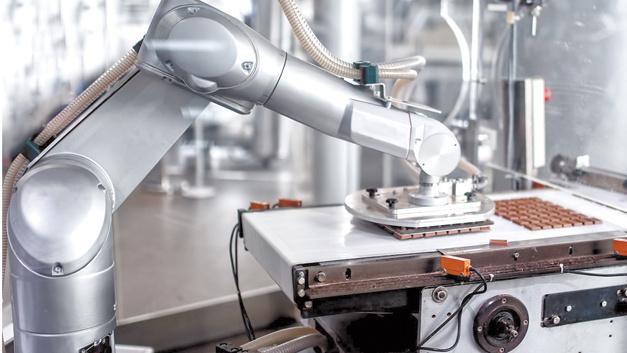 In immer mehr Produktionsstätten verhelfen Kameras den Robotern zum Sehen.