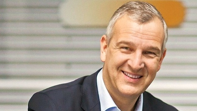 Eric Küppers, Präsident der TE Global Automotive Sparte