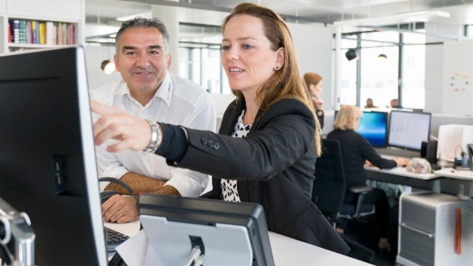 In der neuen Lapp Europazentrale ist alles offen – für mehr Austausch, Kommunikation und Kreativität