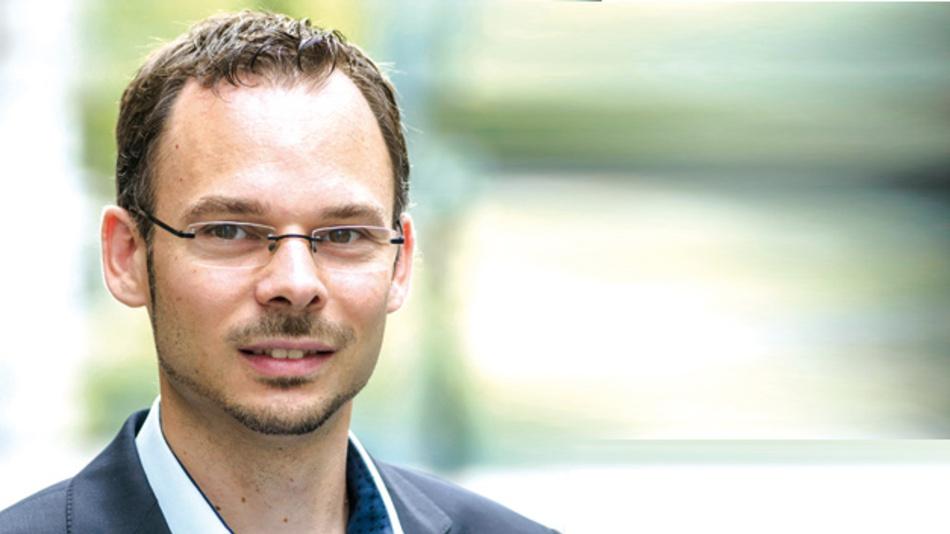 Dr. Markus Herdin, Rohde & Schwarz  »Wir haben das richtige Produkt zur richtigen Zeit auf den Markt gebracht.«
