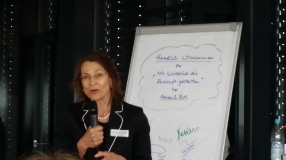 Prof. Sonja Sackmann, Universität der Bundeswehr, Neubiberg.
