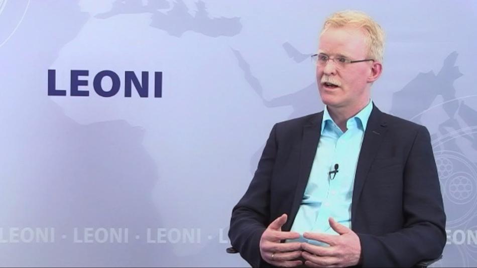 Jerry Cummins, Leiter Region Asien - Wire & Cable Solutions Division, begleitete den asiatischen Markteintritt von Leoni von Anfang an.