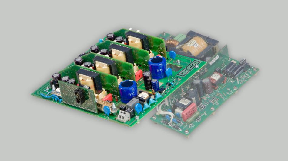 Das PRBX VB410-380 System von Powerbox für die Stromversorgung von Anwendungen unter extremen Umweltbedingungen.