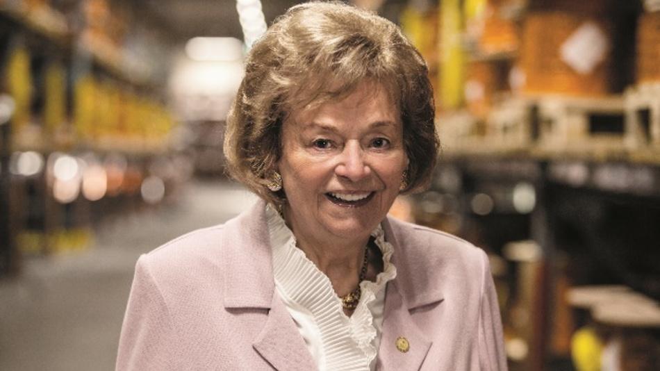 Die Unternehmensgründerin Ursula Ida Lapp übernimmt den Ehrenvorsitz des Aufsichtsrats der U.I. Lapp GmbH