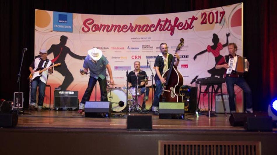 Sommernachtsfest der WEKA Fachmedien 2017