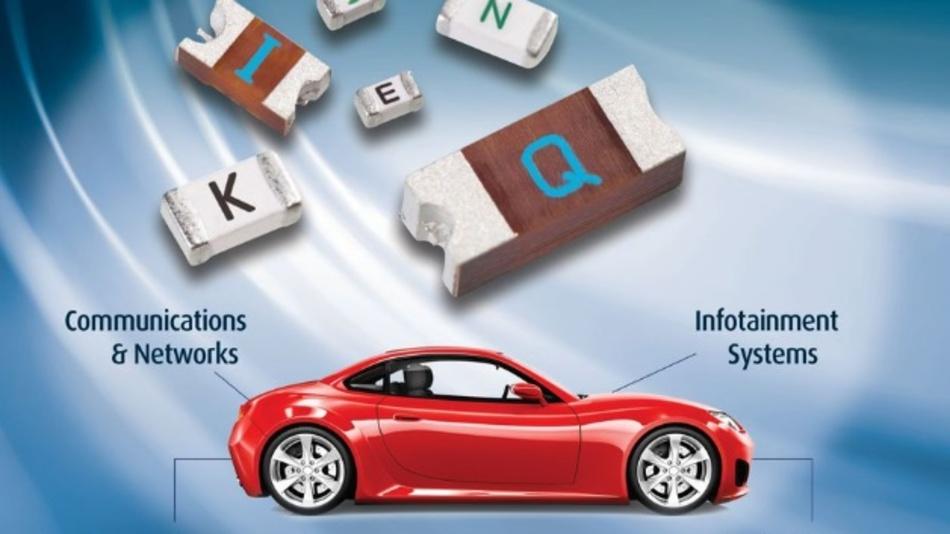 Schnell auslösende Automotive-Sicherungen