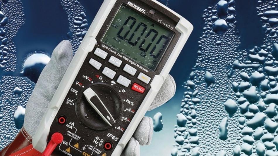 Multimeter VC-440 E, VC-450 E und VC-460 E