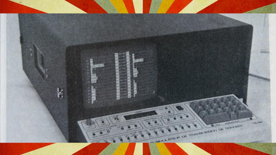 Zur Steuerung integriert der Analysator zwei Z-80-Mikroprozessoren.