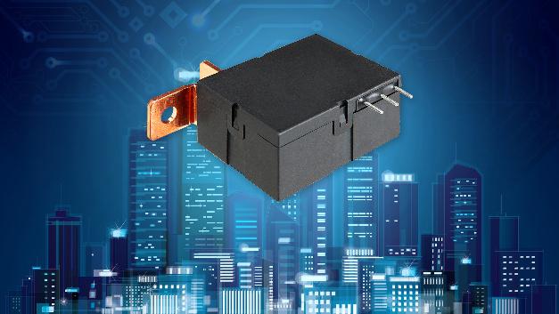 Für Kurzschlussströme von bis zu 3000 A ist Panasonics Relais DZ-S ausgelegt.